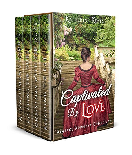Captivated Love Regency Romance Collection ebook product image