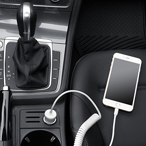 Buy charger car iphone 5