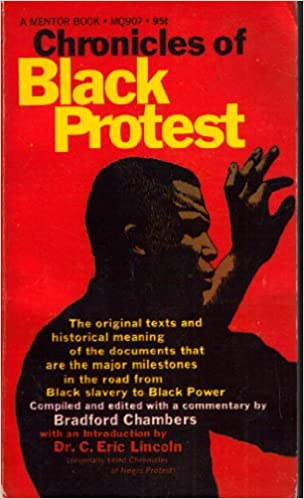 Chronicles of Black Protest, Lincoln, Eric