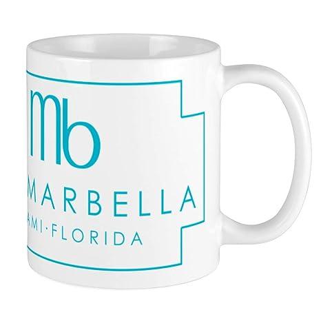 Amazon.com: CafePress Marbella Jane The Virgin Mugs Unique ...