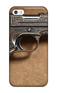 Andters Case Cover For Iphone 5/5s - Retailer Packaging Pistol Protective Case