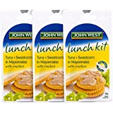 John West Lunch Kit Mayo and Corn 108g