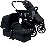 Bugaboo Donkey Stroller Base – Black/Black For Sale