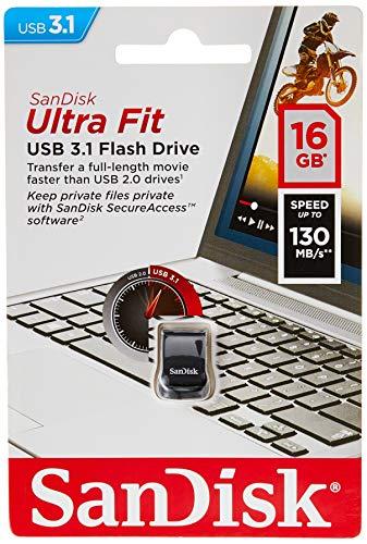🥇 SanDisk Ultra Fit