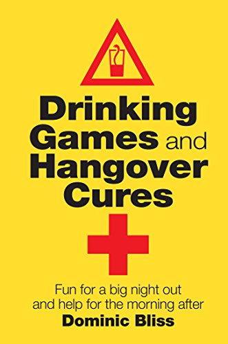 Drinking Games and Hangover Cures: Fun for a big night out and help for the morning - Super Game Hangover