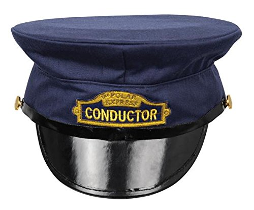 Lionel The Polar Express Deluxe Adult Conductor Hat Train