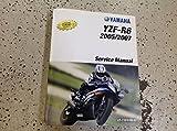 yamaha r6 service manual - 2005 2006 2007 Yamaha YZF R6 Service Shop Repair Workshop Manual Factory OEM