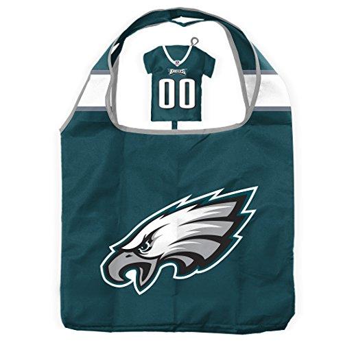 NFL Philadelphia Eagles Bag with Pouch (Backpack Eagles Nfl Philadelphia)