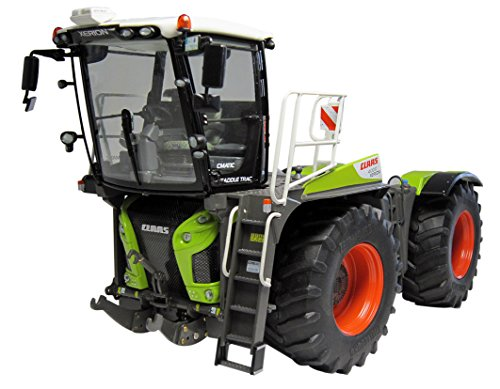 Weise-Toys 1030 Claas Xerion 4000 Saddle Trac (from 2013) (2014) Tractor Model, Multi-Color
