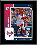 "Odubel Herrera Philadelphia Phillies 10.5"" X 13"" Sublimated Player Plaque - MLB Player Plaques and Collages"