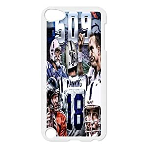 Peyton Manning Discount Personalized Cell Phone Case for iPod Touch 5, Peyton Manning iPod Touch 5 Cover