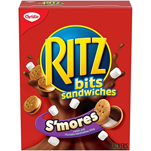 Ritz Bits Sandwiches Smores 180 Grams 6.34 Ounces Imported From Canada