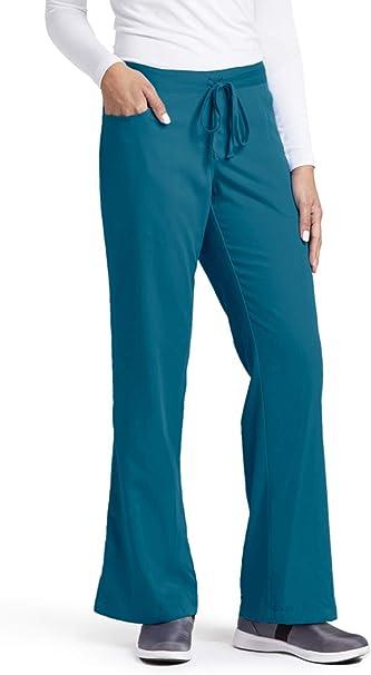 Grey/'s Anatomy Women/'s 4232 Scrub Pant-Cool Water