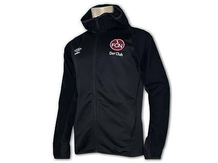 Umbro 1. FC Nürnberg - Chaqueta con Capucha, Color Negro ...