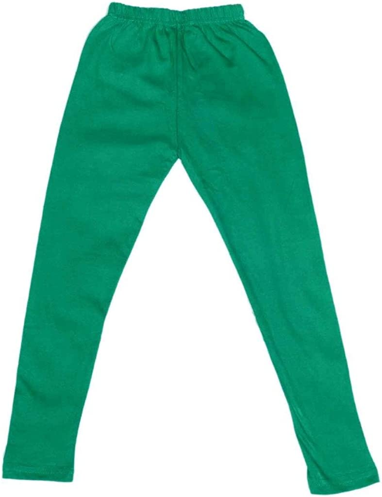 Indistar Boys Super Soft Ankle Length Cotton Lycra Leggings Pack of 5