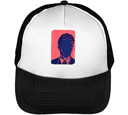CapWorld Man No Incognito Anonymous Agent Hipster Style Gorras ...