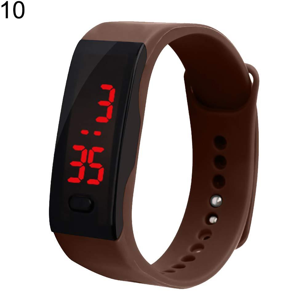 Kids Watch for Boys Girls, Unisex Backlight Date Display Digital Wrist Watch Waterproof Smart Bracelet