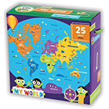 Mudpuppy PBS Kids My World Jumbo Puzzle