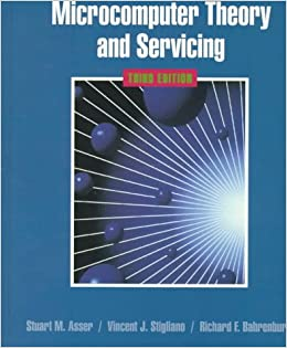 Book Microcomputer Theory and Servicing