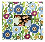 Tapestry by CR Gibson Patchwork Floral Complete Scrapbook Kit, 12 by 12-Inch