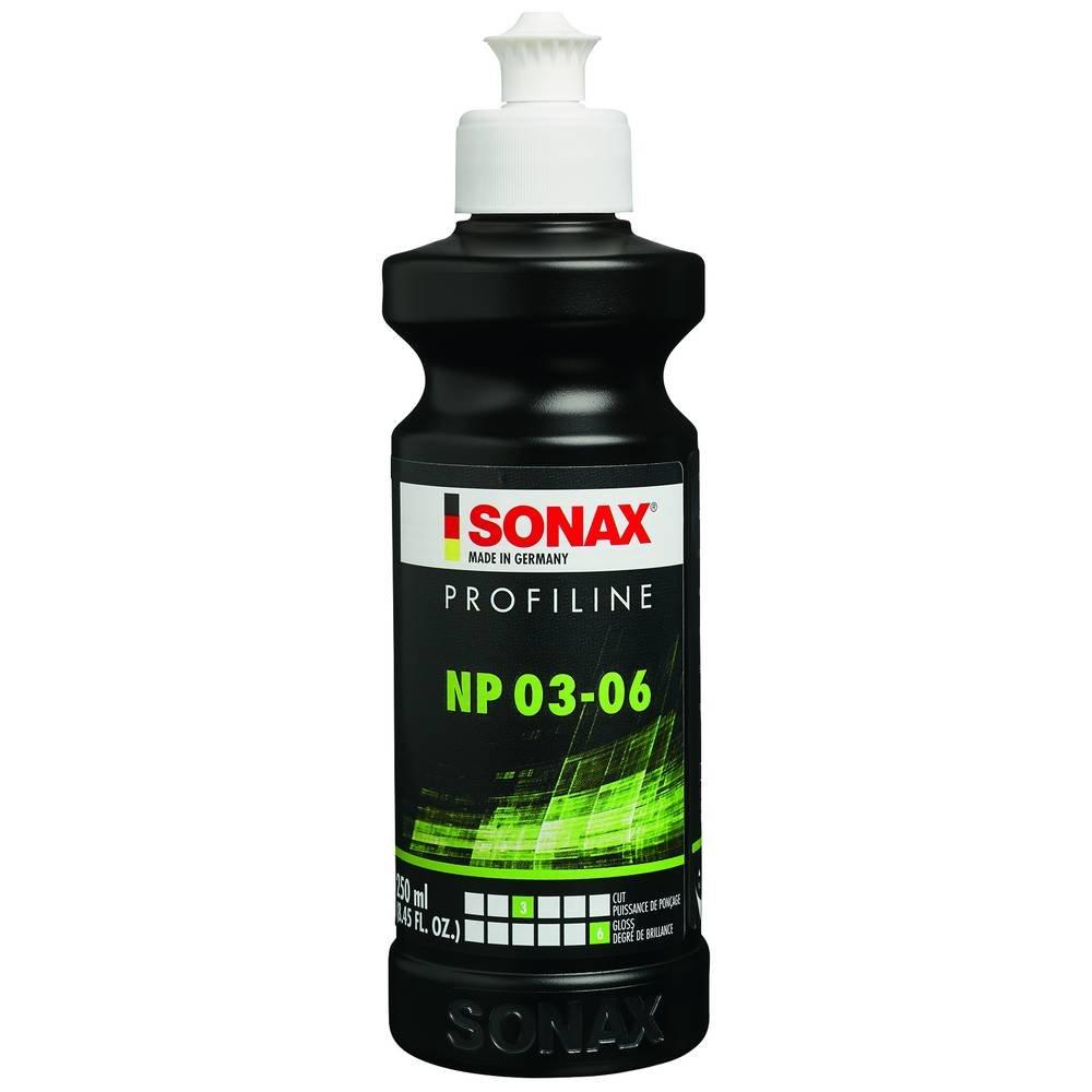 Sonax 02081410 Profiline Líquido sin Silicona, 250 ml B002NEFRUY