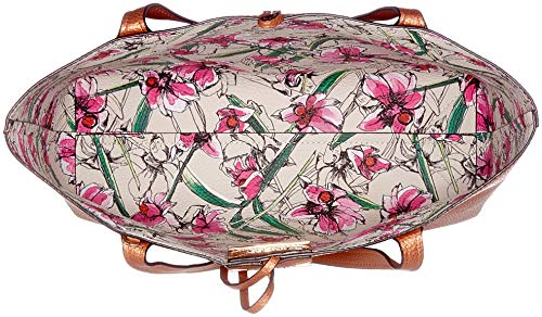cpf copper floral Hwmb6422150 Guess Mujer Multicolor xqwSwBX4