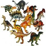 Jofan Big Size Novelty Dinosaurs Model Toy (12 count)