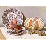 Canvas Prints Of Oil Painting ' Still Life With A Melon, 1872 By Claude Monet ' , 30 x 41 inch / 76 x 105 cm , High Quality Polyster Canvas Is For Gifts And Gym, Laundry Room And Study Room Decoration
