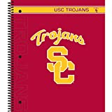 C.R. Gibson 3-Subject Spiral Notebook, USC Trojans (C920804WM)