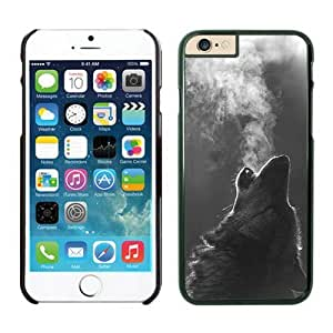 BINGO good review Winter Wolf Howling iPhone 6 Case Black by mcsharks