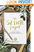 #8: The 52 Lists Project: A Year of Weekly Journaling Inspiration