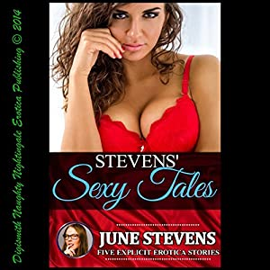 Stevens' Sexy Tales Audiobook
