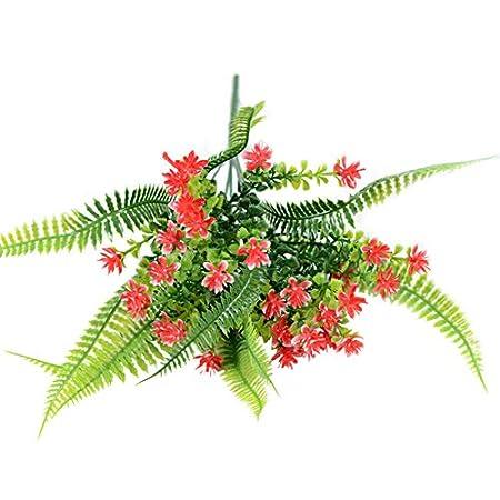 Bouquet Da Sposa Fai Da Te.Lackingone Fiori Persiani Artificiali In Plastica Per Bouquet