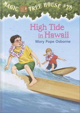 Read Online High Tide in Hawaii (Magic Tree House 28) pdf