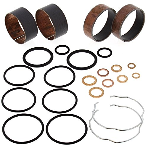 All Balls 38-6090 Fork Bushing Kit (2007 Zx6r Fork Seal compare prices)