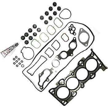 DNJ Piston Ring Sets Set New for Mazda 3 6 CX-7 2007-2012 PR469