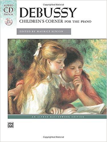 |PORTABLE| Children's Corner: For The Piano, Book & CD (Alfred Masterwork CD Edition). refined Homes unique single Inicio
