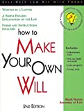 How to Make Your Own Will (How to Make Your Own Simple Will)