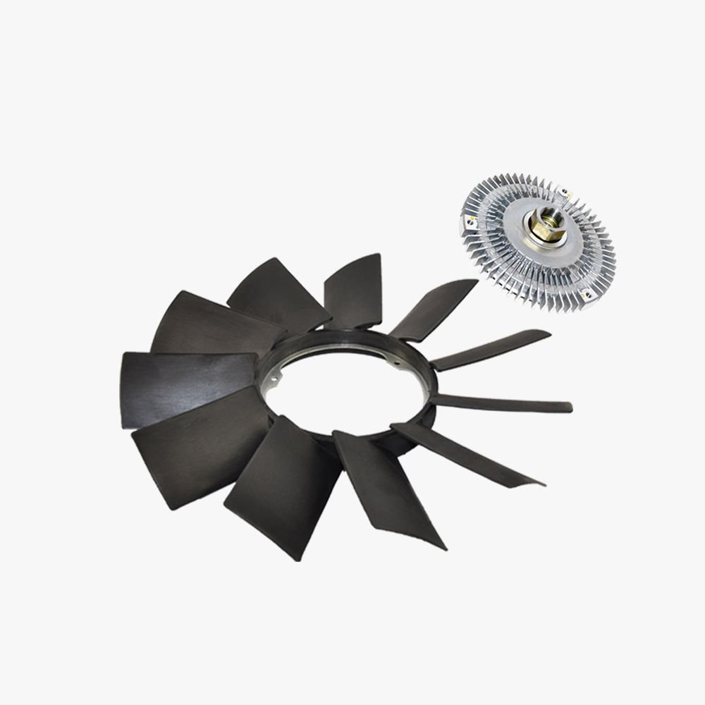 Engine Fan Clutch + Fan Blade Kit for BMW E32 E36 E46 E53 E39 328Ci 323Ci 323i 323is 330xi 330Ci 330i 325xi 325Ci 325i 325is 328i 328is 525i 525iT 528i 530i 535i M3 M5 Z3 New 11527505302/11521712058 KOOLMAN