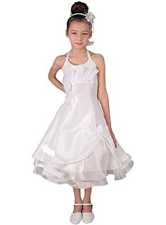 cefb8daec53ba Boutique-Magique Robe de cérémonie Fille Robe Mariage Enfant Robe ...