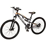 Bicicleta Benotto DS-700 Aluminio R26 21V Shimano Tourney Frenos DDM