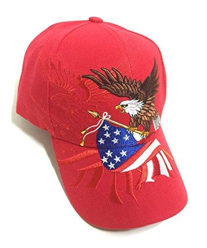patriotic baseball hats usa caps eagle flag mlb
