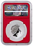 2017 TV TV Spider-Man 1 oz Silver Marvel Series