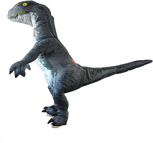 HXYL Disfraz De Dinosaurio Disfraz De Dinosaurio, Disfraz Inflable ...