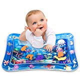 """Infinno Tummy Time Mat Baby Water Play Mat, Activity Center, Stimulate Your Baby's Growth, Baby Toys, 3 to 24 Months, 26""""x20"""": more info"""