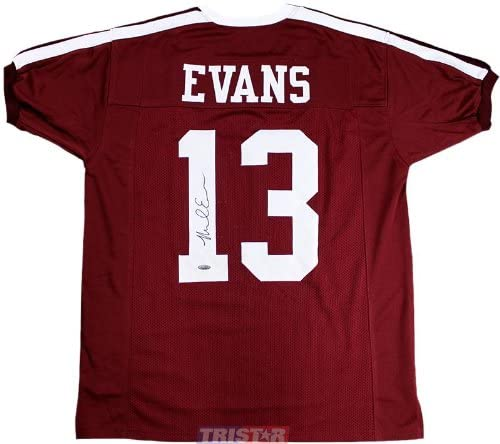 Signed Mike Evans Jersey - Texas AM Aggies Custom - Autographed ...