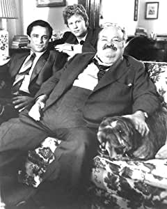 JAKE AND THE FATMAN WILLIAM CONRAD JOE PENNY 11X14 PHOTO
