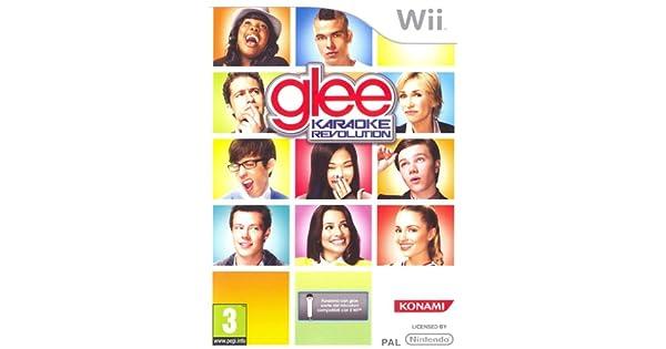 Konami Glee Karaoke Revoluiton, Nintendo Wii - Juego (Nintendo Wii, Nintendo Wii, Música, 26.11.2010): Amazon.es: Videojuegos