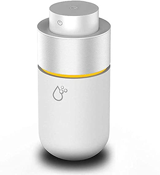 Purificador de aire para coche Mini humidificador de aire portátil ...
