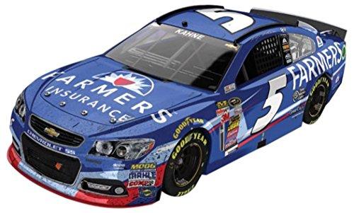 Lionel Nascar Collectables Kasey Kahne Farmers Insurance Atlanta Win 2014 NASCAR Chevrolet Car (1:24 Scale)